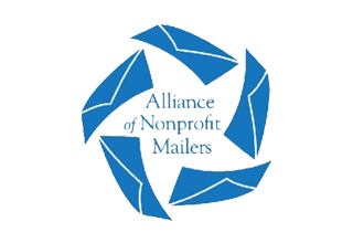 Alliance of Nonprofit Mailers Logo